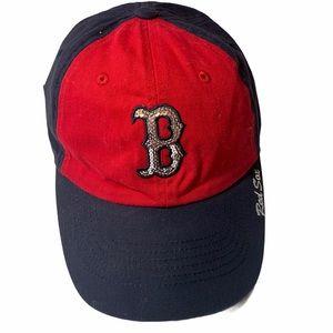 Fan Favorite | Boston Red Sox Sequin Baseball Cap